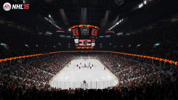 NHL 15 Screenshot #61 for Xbox One