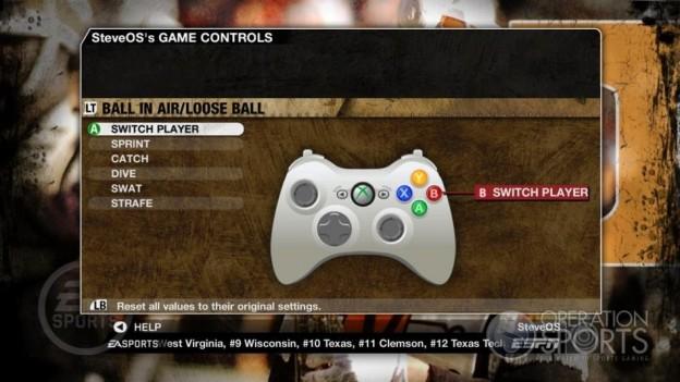 NCAA Football 09 Screenshot #298 for Xbox 360
