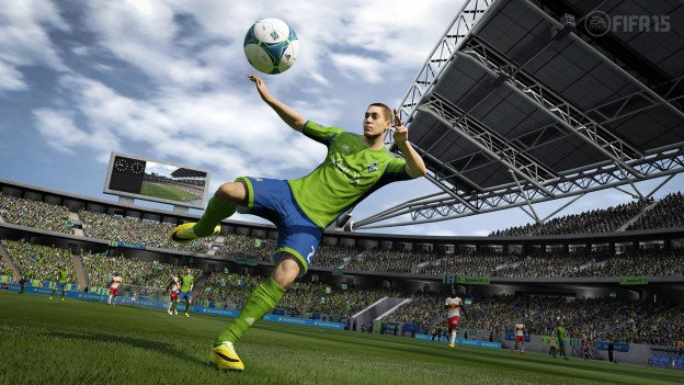 FIFA 15 Screenshot #10 for PS4