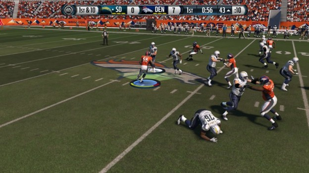 Madden NFL 15 Screenshot #37 for PS4