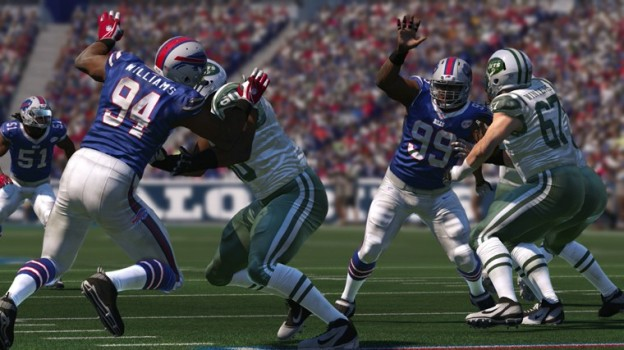 Madden NFL 15 Screenshot #40 for PS4