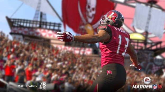 Madden NFL 15 Screenshot #90 for Xbox One