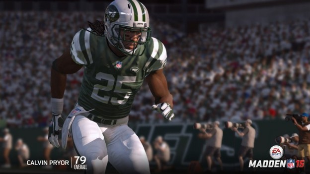 Madden NFL 15 Screenshot #46 for PS4