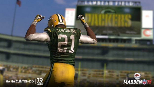 Madden NFL 15 Screenshot #51 for PS4