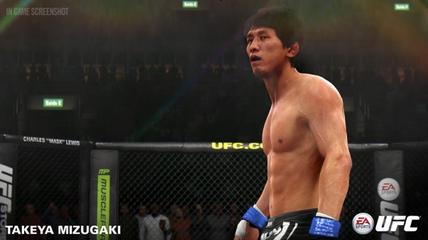 EA Sports UFC Screenshot #136 for Xbox One