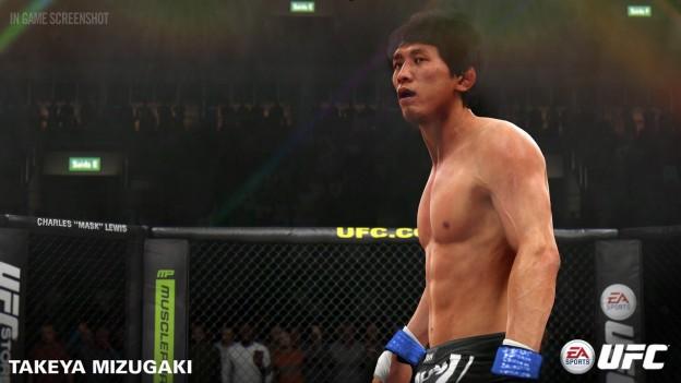 EA Sports UFC Screenshot #120 for PS4