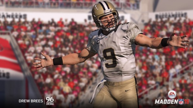 Madden NFL 15 Screenshot #110 for Xbox One