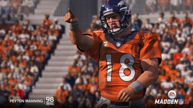 Madden NFL 15 Screenshot #111 for Xbox One