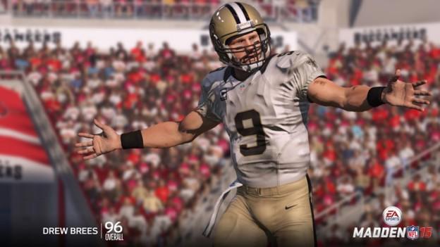 Madden NFL 15 Screenshot #57 for PS4