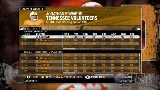 NCAA Football 09 Screenshot #308 for Xbox 360