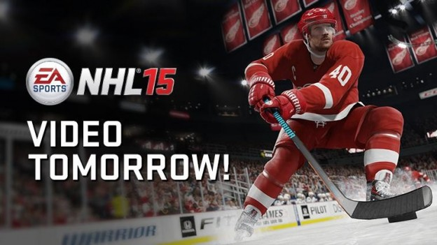 NHL 15 Screenshot #77 for PS4