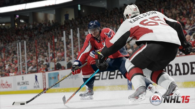 NHL 15 Screenshot #78 for PS4
