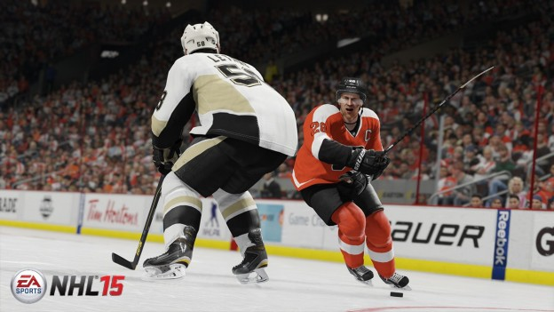 NHL 15 Screenshot #63 for Xbox One