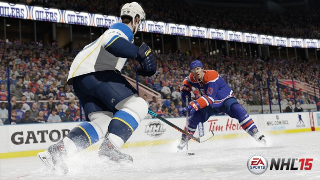 NHL 15 Screenshot #64 for Xbox One