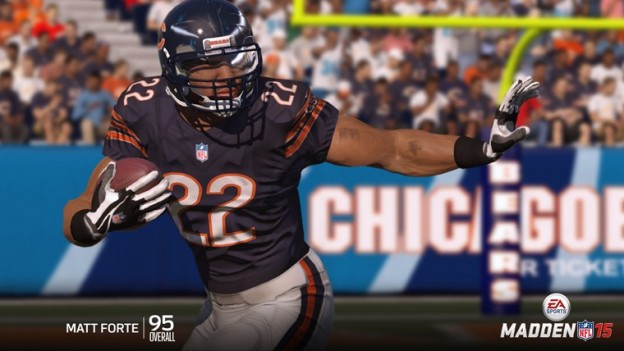 Madden NFL 15 Screenshot #122 for Xbox One