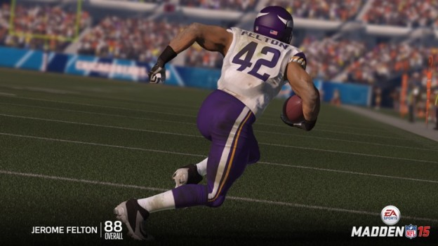 Madden NFL 15 Screenshot #124 for Xbox One