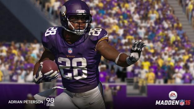 Madden NFL 15 Screenshot #71 for PS4