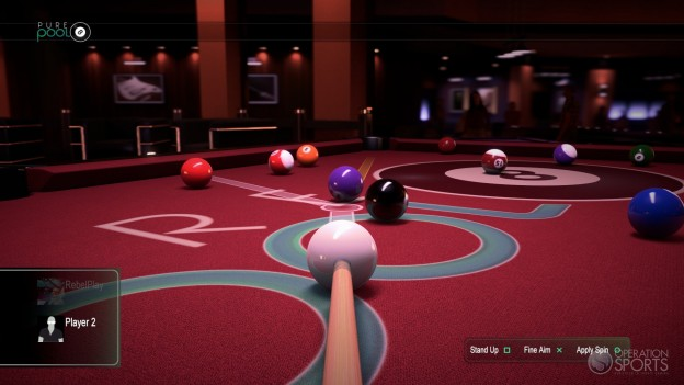 Pure Pool Screenshot #8 for PS4