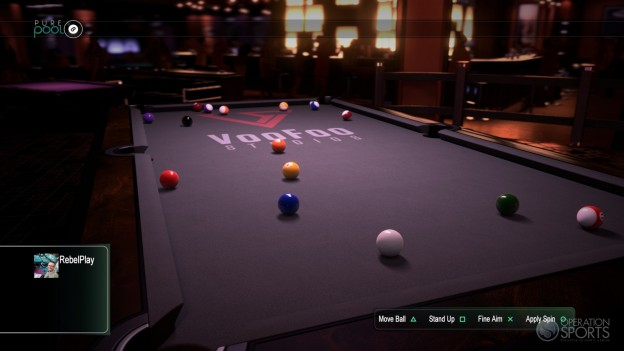 Pure Pool Screenshot #9 for PS4