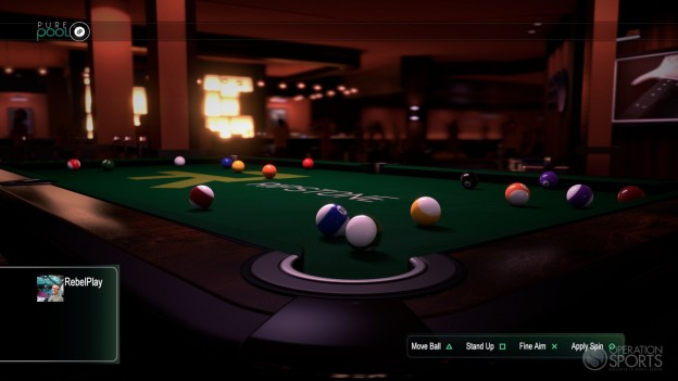 Pure Pool Screenshot #10 for PS4
