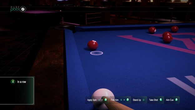 Pure Pool Screenshot #1 for PC