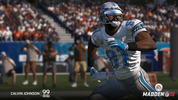 Madden NFL 15 Screenshot #84 for PS4