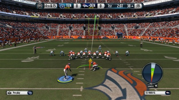 Madden NFL 15 Screenshot #149 for Xbox One