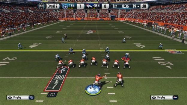 Madden NFL 15 Screenshot #97 for PS4