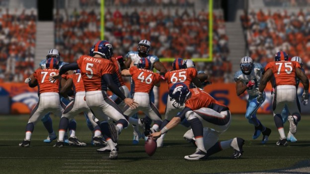Madden NFL 15 Screenshot #104 for PS4