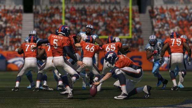 Madden NFL 15 Screenshot #104 for PS4