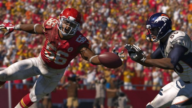 Madden NFL 15 Screenshot #105 for PS4