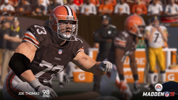 Madden NFL 15 Screenshot #164 for Xbox One