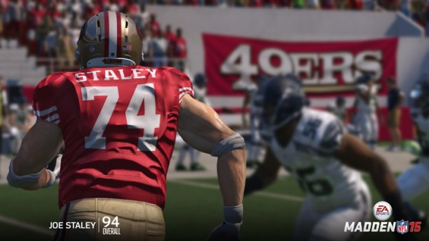Madden NFL 15 Screenshot #168 for Xbox One