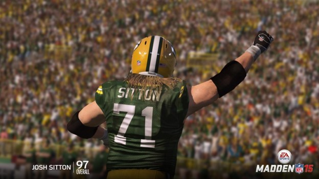 Madden NFL 15 Screenshot #113 for PS4