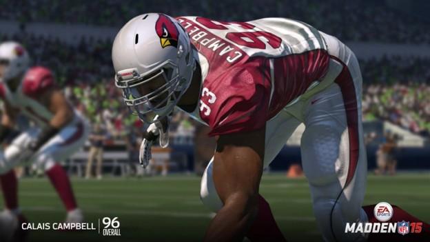 Madden NFL 15 Screenshot #120 for PS4