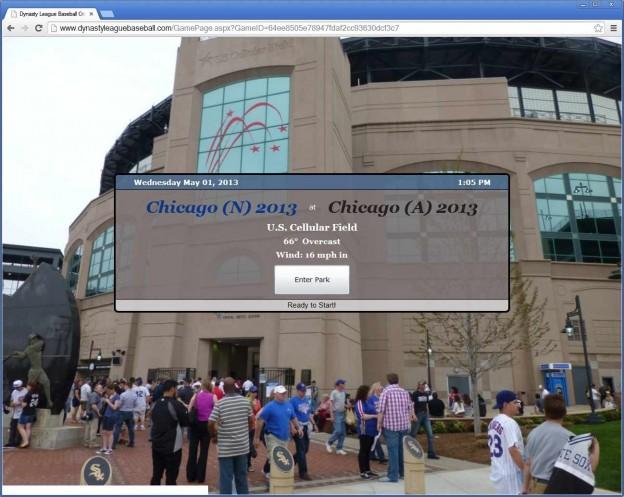 Dynasty League Baseball Online Screenshot #56 for PC