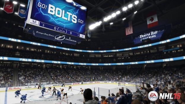 NHL 15 Screenshot #83 for PS4