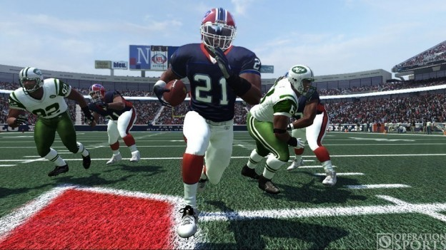 Madden NFL 07 Screenshot #1 for Xbox 360