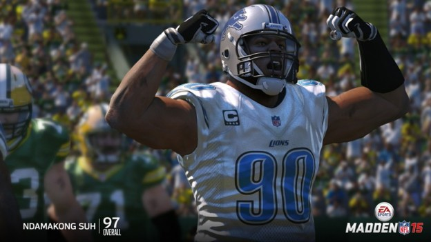 Madden NFL 15 Screenshot #123 for PS4