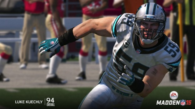 Madden NFL 15 Screenshot #137 for PS4