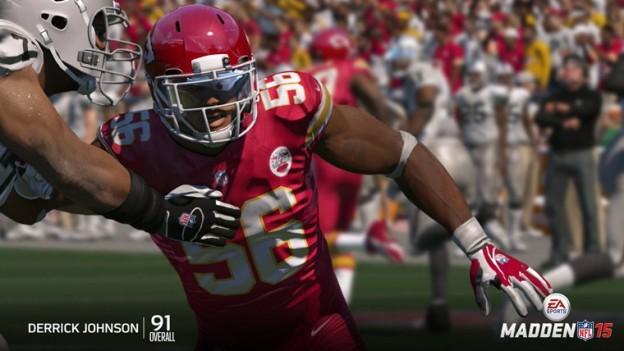 Madden NFL 15 Screenshot #138 for PS4
