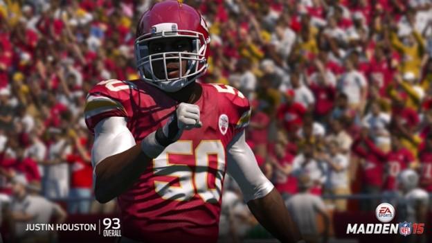 Madden NFL 15 Screenshot #142 for PS4