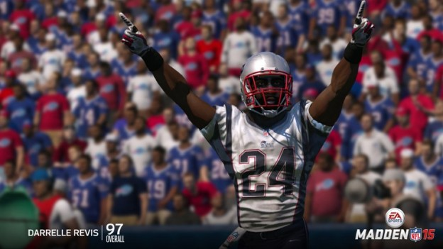 Madden NFL 15 Screenshot #199 for Xbox One