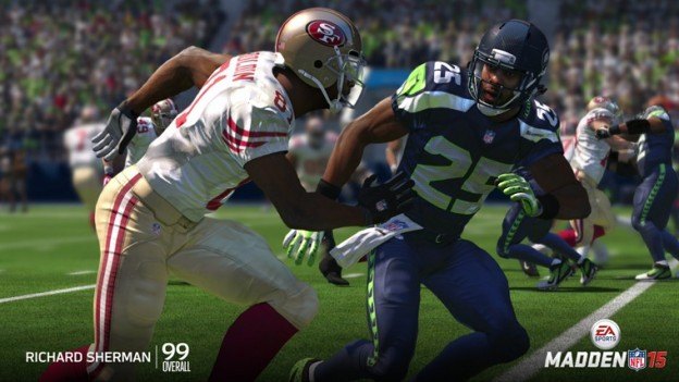 Madden NFL 15 Screenshot #145 for PS4
