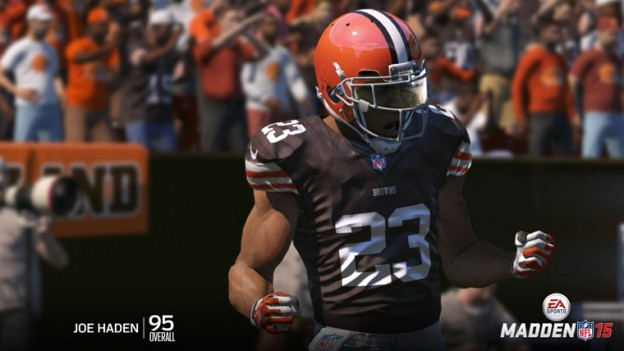 Madden NFL 15 Screenshot #147 for PS4