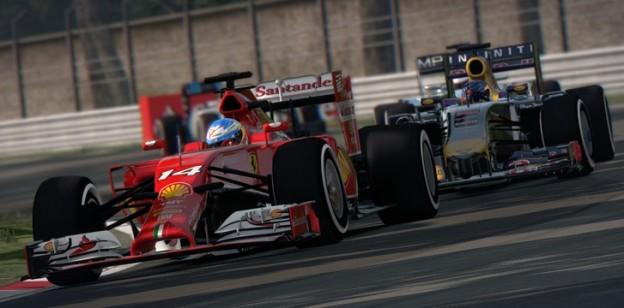 F1 2014 Screenshot #2 for Xbox 360