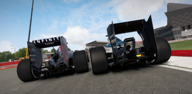 F1 2014 Screenshot #3 for Xbox 360