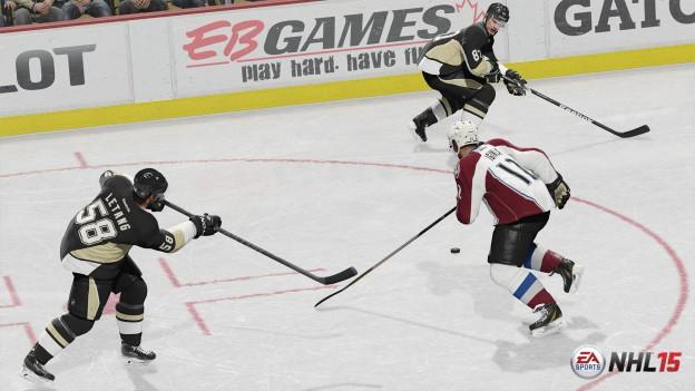NHL 15 Screenshot #87 for PS4