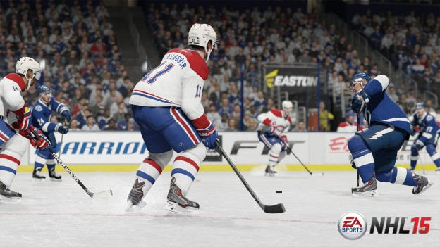 NHL 15 Screenshot #69 for Xbox One