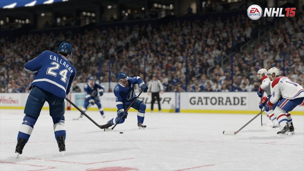 NHL 15 Screenshot #70 for Xbox One